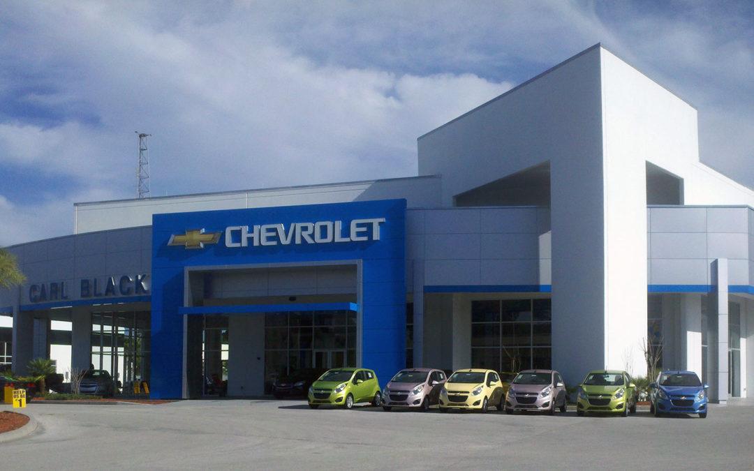Carl Black Chevy >> Carl Black Chevy Orlando Fl Alumitect Industries L L C