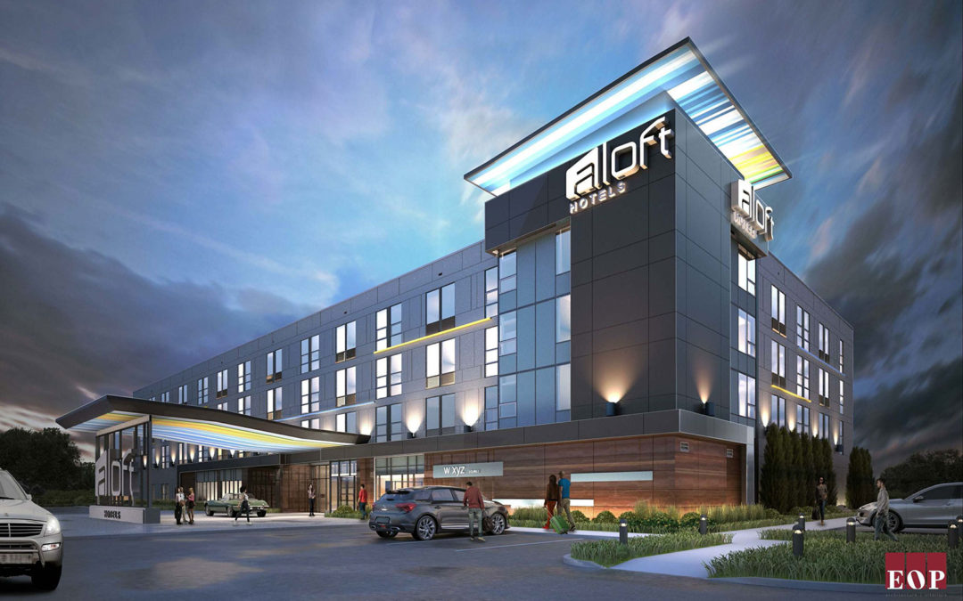 Aloft Hotel – Westerville, OH