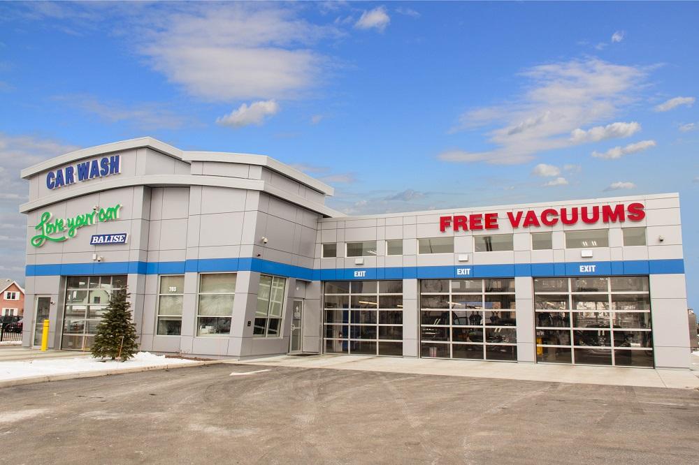 Balise Car Wash – Springfield, MA