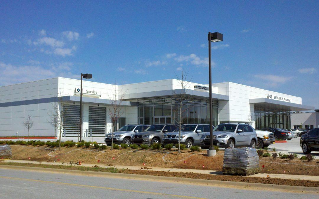 BMW of NW Arkansas – Bentonville, AR