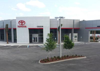 Coggin Toyota – Jacksonville, FL
